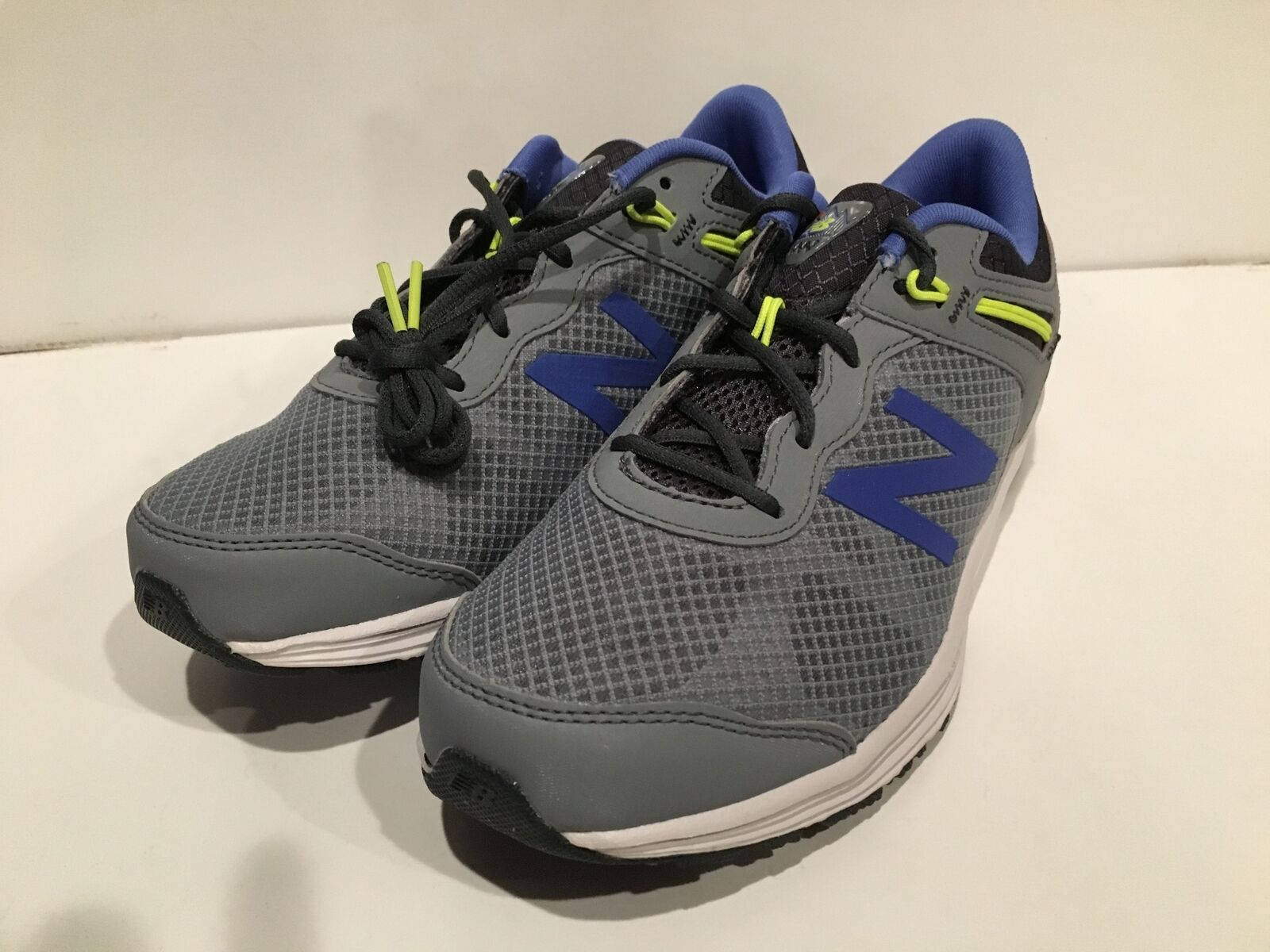 New Balance Women's WTE370P1 Running Shoes (1358/1359) Gray/Blue Size 8M