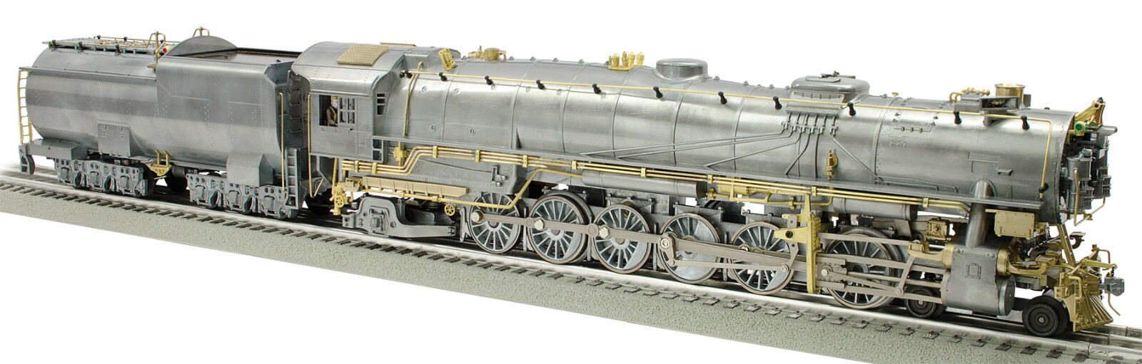 LIONEL 6-11336 PILOT EM-1    LEGACY Scale 2-8-8-4  Steam Loco  NEW SEALED SEE NOTE b32656