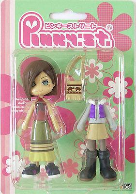 Pinky:st Street Series 8 PK022 Pop Vinyl Toy Figure Doll Cute Girl Bratz Japan