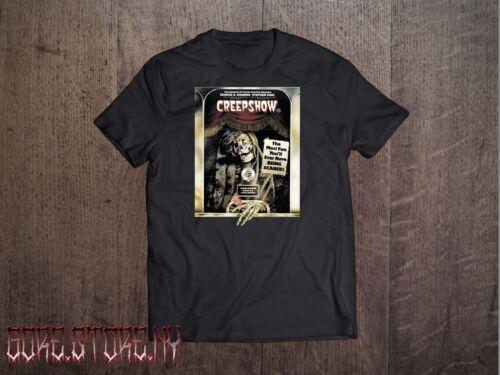 Shirt black Creepshow Horror Movie