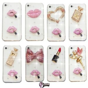 BRILLANTE-MONEDERO-PERFUME-LAPIZ-DE-LABIOS-DIAMANTE-FUNDA-4-SAMSUNG-iPHONE-SONY