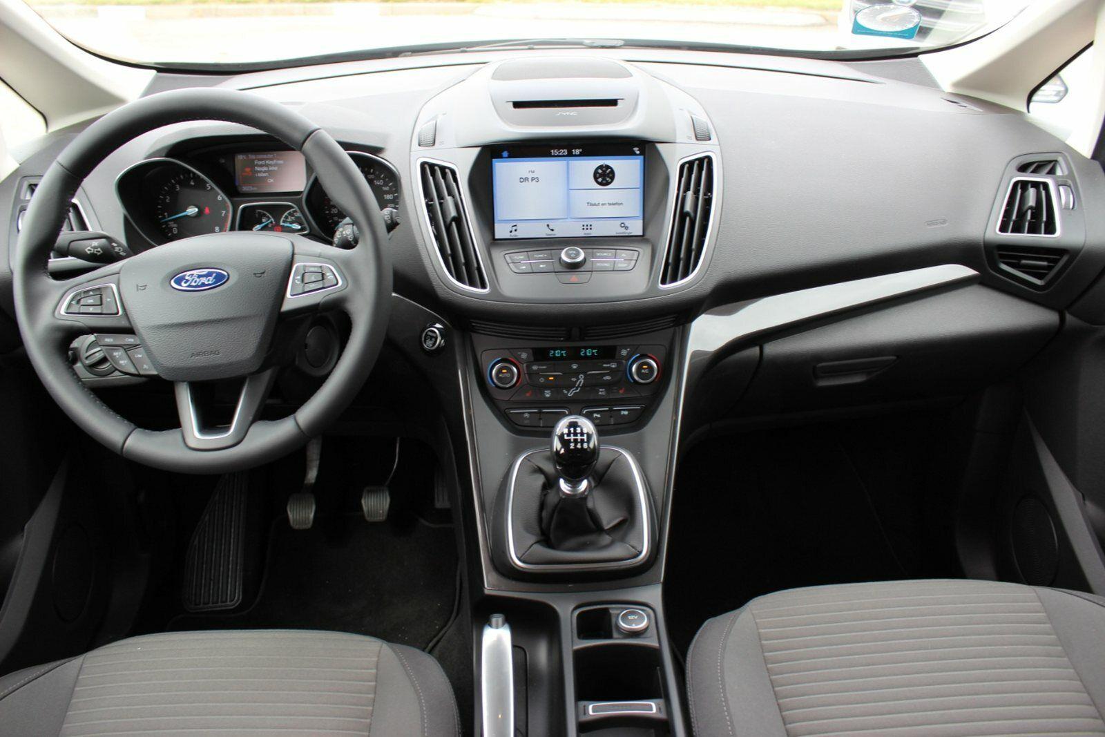 Ford C-MAX 1,0 SCTi 125 Titanium+ - billede 10