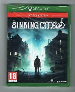 THE SINKING CITY - DAY ONE EDITION - BIGBEN 2019 - XBOX ONE - NEUF NEW NEU