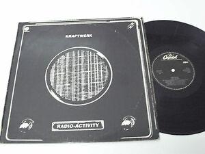 KRAFTWERK-Radio-Activity-PORTUGAL-LP-2nd-release-RARE