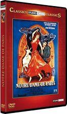 """DVD """"Notre Dame de Paris"""" - Gina Lolobrigida - Anthony Quinn - Neuf sous blister"""