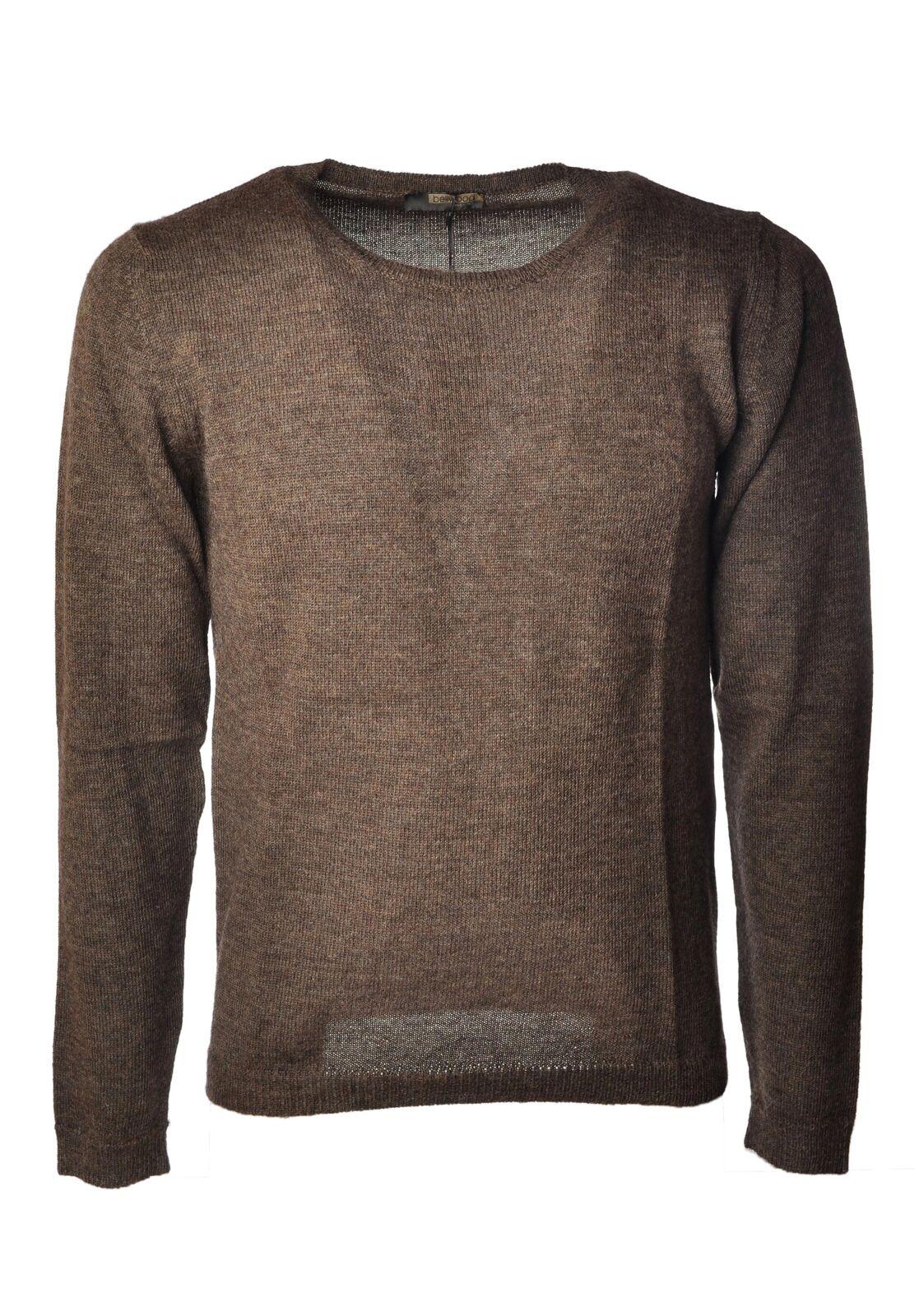 Bellwood  -  Sweaters - Male - Braun - 4162928A184427