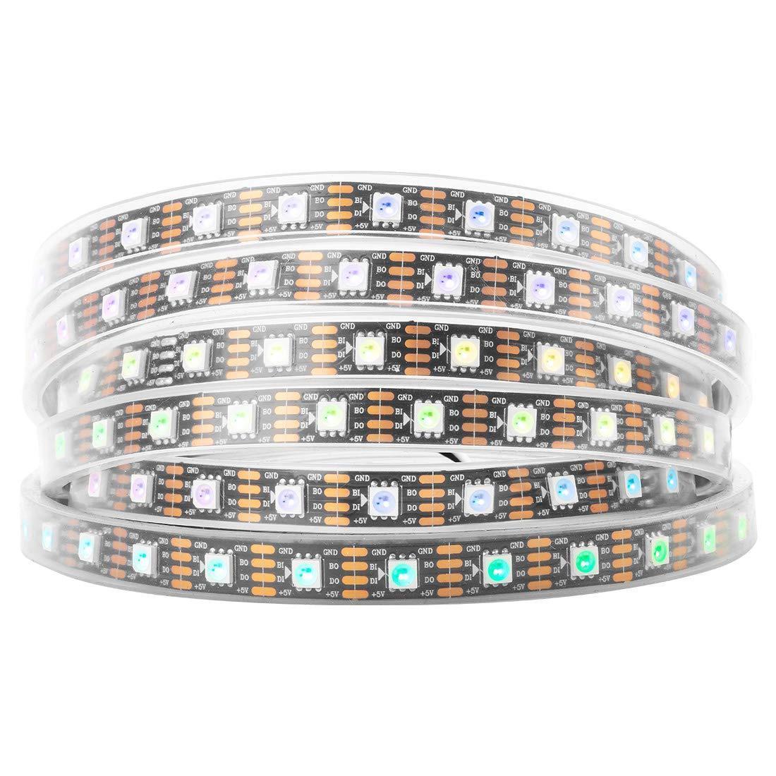 5M WS2813 RGB LED Flexible Strip Light Dual signal wire 5050 SMD Waterproof DC5V  | Wirtschaftlich und praktisch