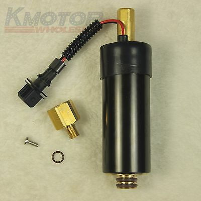 New 3861355 High Pressure Electric Fuel Pump For Volvo Penta 8.1 5.7 5.0 4.3