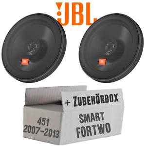 JBL Lautsprecher für Smart ForTwo 451 Front Einbauset Tür vorne Front System