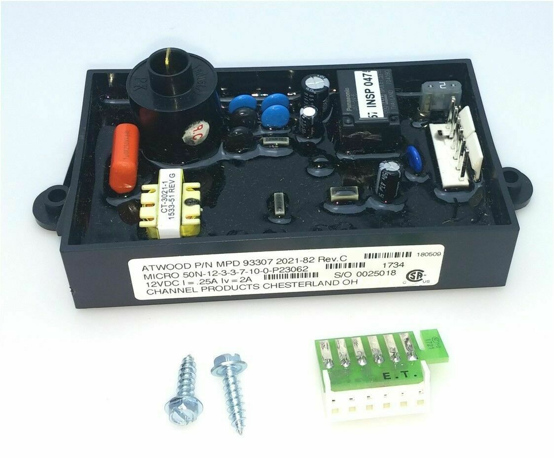 Atwood 93865 Potted Circuit Board With Fuse for sale online | eBayeBay