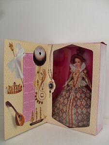Barbie Elizabethan Queen Les Grandes Époques Volume 6 Édition Spéciale Collector 12792