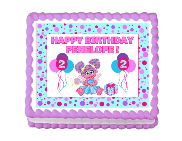 Stupendous Abby Cadabby Birthday Candles Candle For Sale Online Ebay Personalised Birthday Cards Veneteletsinfo