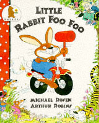 , Little Rabbit Foo Foo, Perfect Paperback, Very Good Book
