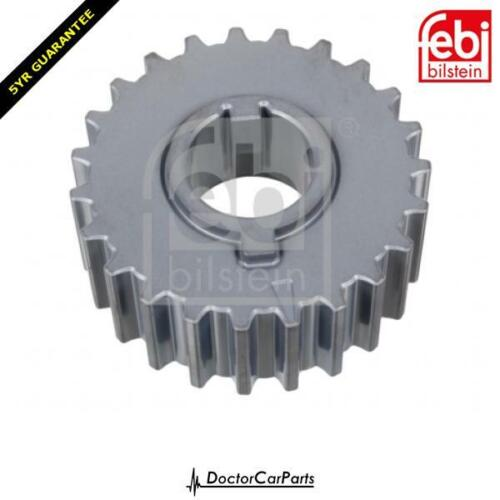 Crank Shaft Gear Pulley FOR VAUXHALL VECTRA 02-/>08 1.8 Petrol Z02 Z18XE