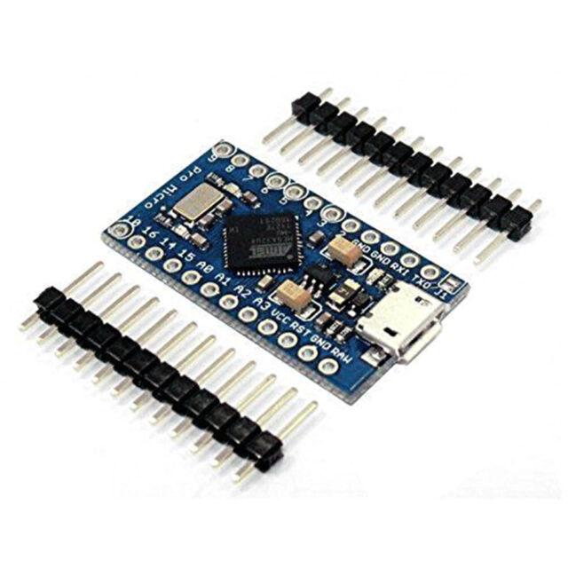 Pro Micro ATmega32U4 5V 16MHz Replace ATmega328  Pro Mini U X