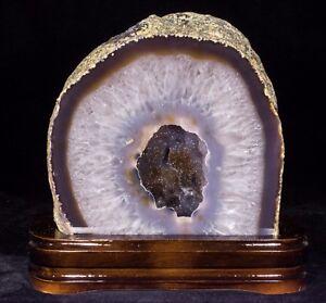 10Lbs-Agate-Geode-Crystal-Quartz-Polished-Druzy-Specimen-Cluster-Brazil