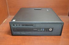 HP ProDesk 600 G1 Core i5-4570 3.2GHz QC 8GB 500GB SFF PC - E1Z74UT