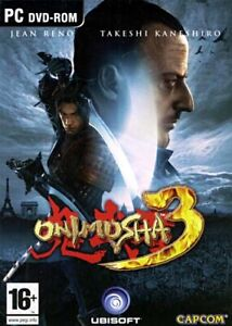 ONIMUSHA-3-FRENCH-VERSION-ONLY-PC