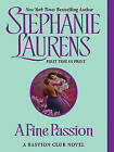 A Fine Passion by Stephanie Laurens (Paperback, 2005)