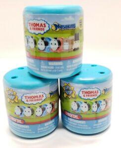 3-Packs-Thomas-amp-Friends-squishy-Mash-039-ems-Series-1-Mashems-Blind-Capsule-Free-Sh