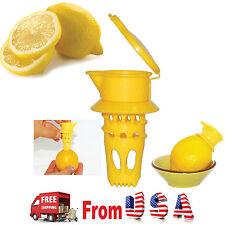 EcoJeannie Citrus Tap ,Citrus Juicer,Lemon Juicer,Lemon Squeezer Lime Faucet Tap