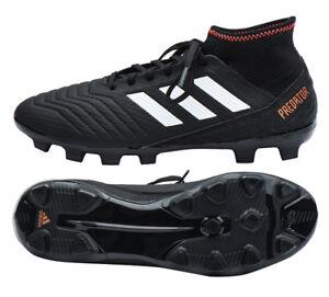 c4f21ce40 Adidas PREDATOR 18.3 HG (CQ1956) Soccer Cleats Football Shoes Boots ...