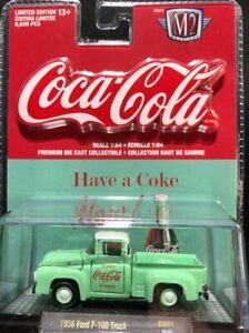 M2-Machines-Coca-Cola-1956-Ford-F-100-Truck-1-64