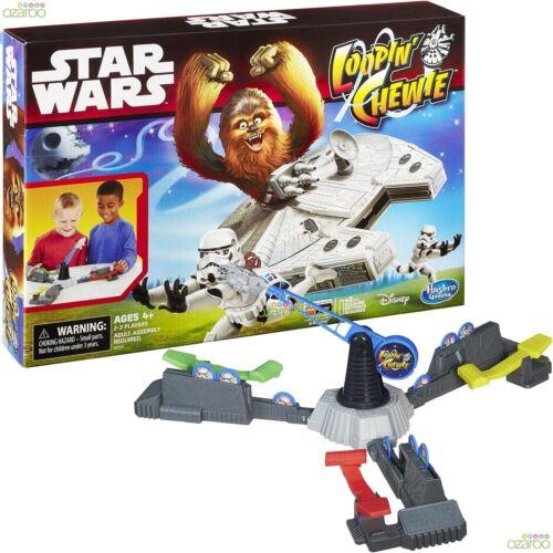 STAR Wars loopin CHEWIE famiglia Stormtrooper-CACCIA gioco divertente bambini Chewbacca
