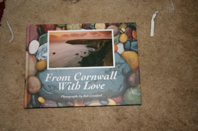 FROM CORNWALL WITH LOVE PHOTO BOOK BY BOX CROXFORD