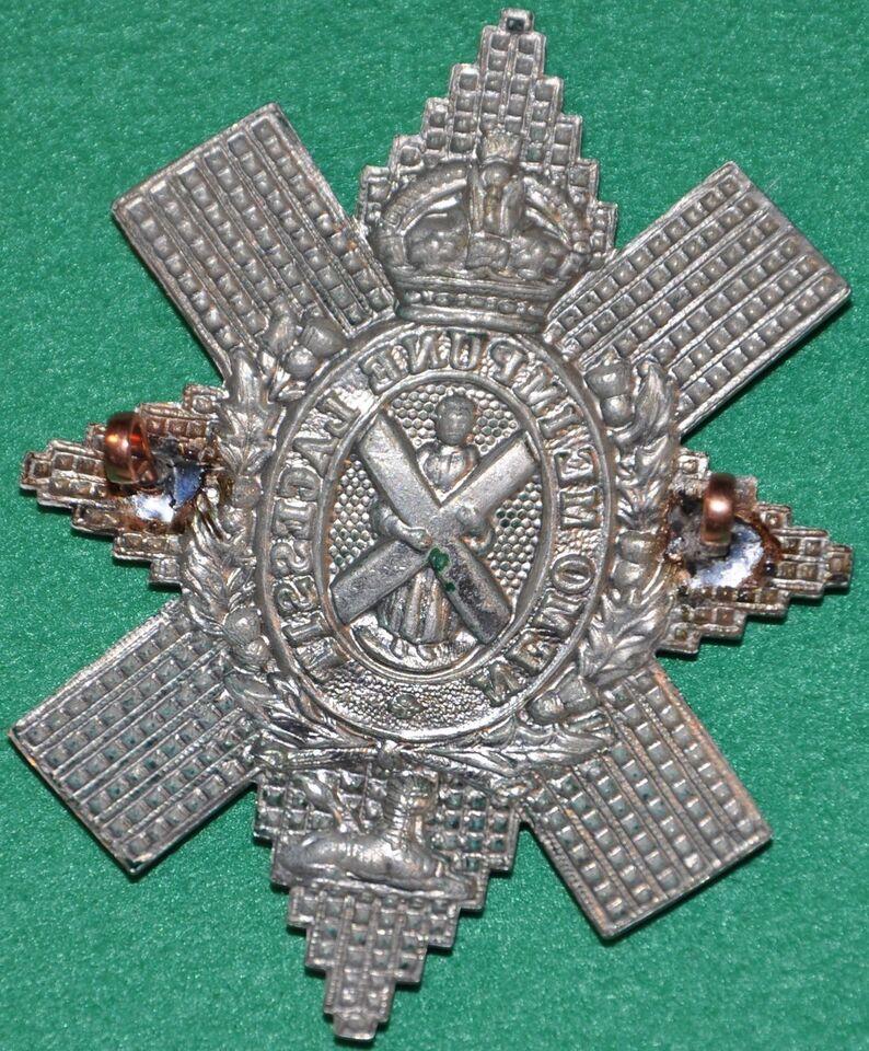 Badges, 617, Black Watch badge