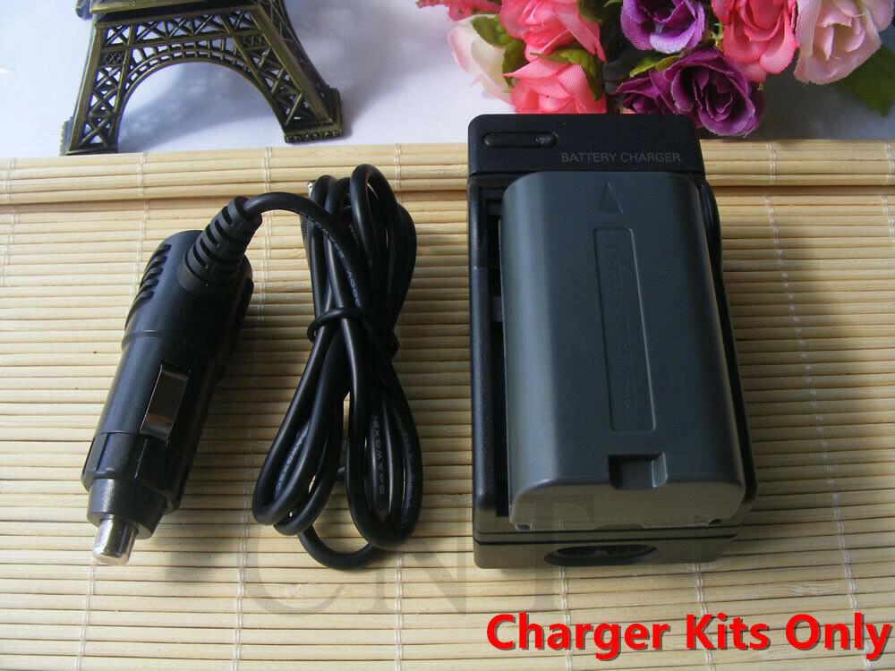 Battery Charger for VSK0581 Panasonic AG-HVX200 AG-HVX200A AG-HVX200E AG-HVX201