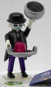 FANTOME-BUTLER-Playmobil-figurines-11-BOYS-9146-a-Frack-Esprit-Melon-Crane