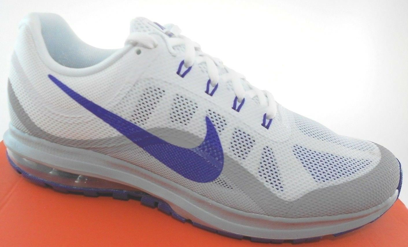NIKE AIR MAX DYNASTY 2 MEN'S WHITE/BLUE SHOES