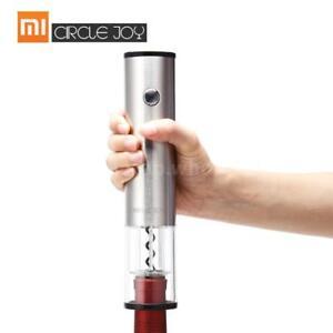 Xiaomi-Circle-Joy-Round-Wine-Opener-Stainless-Steel-Electric-Corkscrews-D8Y7