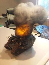 Warhammer 40k smoke, terrain, blast markers, scenery