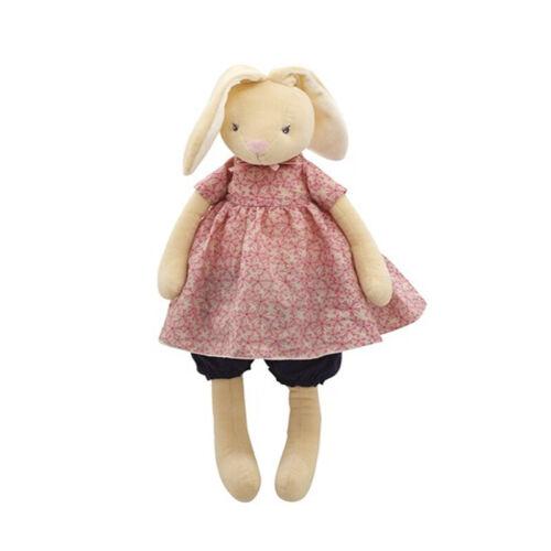 Kaloo Toys maxi Puppe Hase 55cm Puppenhase Stoffhase Plüschtier Kuschelspielzeug