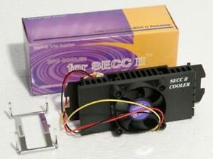 SECC2-CPU-Fan-amp-Heatsink-Cooler-for-Pentium-II-amp-III-Slot-Processors-SECC-II-New