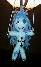 Poppet protection banish negativity reverse curse travel herb infused voodoo