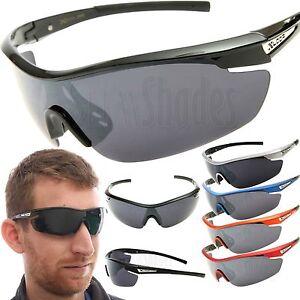 a7ab14cbc83 X-Loop Sport Cycling Biking Golfing Wrap Around New Sunglasses Mens ...