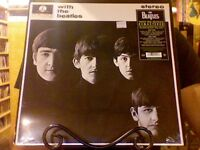 With The Beatles Lp Sealed 180 Gm Vinyl Re Reissue