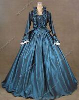 Civil War Victorian Old West Gown Westworld Dress Reenactment Theatre Attire 170