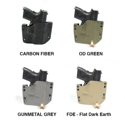 OWB Kydex Holster Smith /& Wesson Holster for S/&W