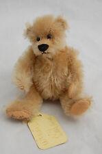 OOAK Mini Mohair Teddy Bear Winnie Artist Linda Spiegel Bearly There Prototype