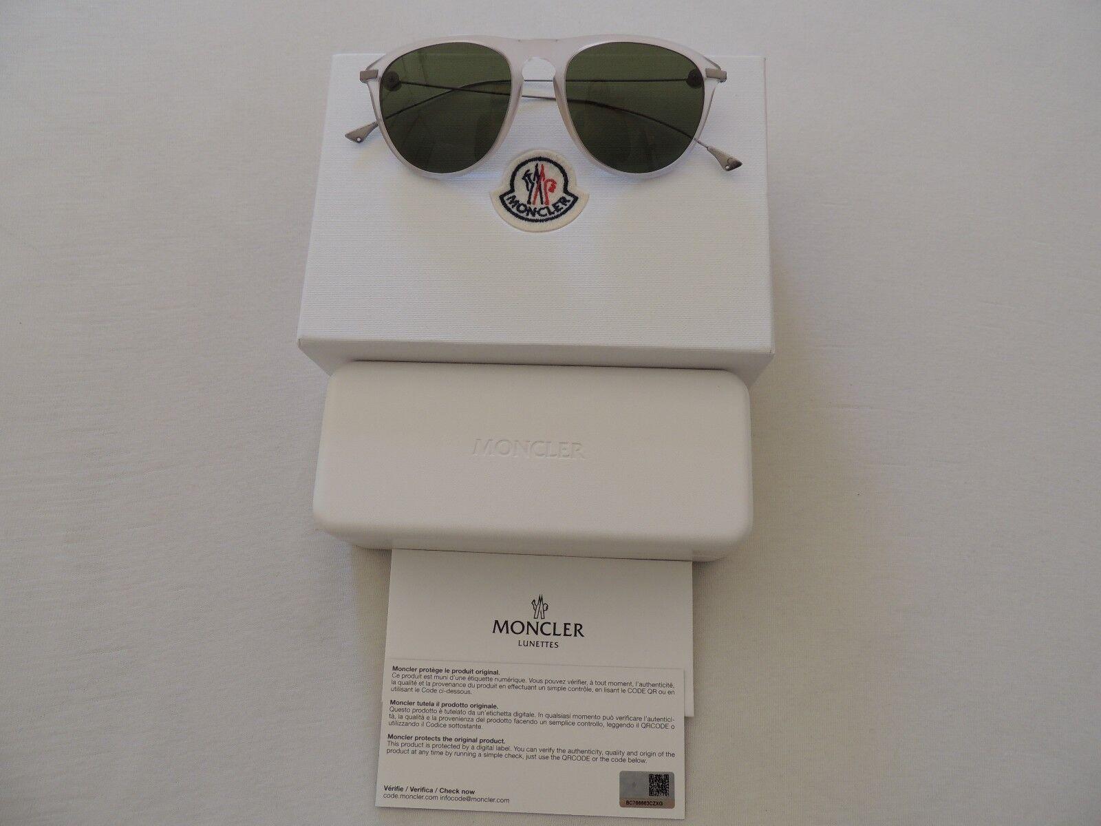 Moncler Sonnenbrille unisex Pilotenbrille für Damen   Herren        N E U           Verschiedene Stile    Lebensecht    Neuartiges Design