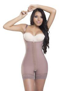 Ann Slim Levanta Cola Post Surgery Powernet Shapewear Faja Colombiana Body Shape