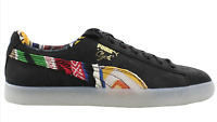 Puma X coogi Clyde Black/gold Sweater 364908-01 Mens Lifestyle Size 8-13