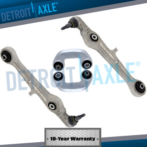 Front Sway Bar Links New 4pc Front Lower Forward Control Arms w//Ball Joints 2