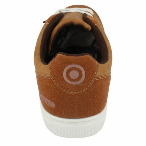 Shoe AIF019 Mens Lambretta Casual Lace Up Trainer