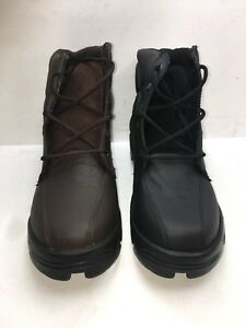 f9eb4ebc967 Details about Men's Best Work boots Laces Leather oil water slip resistant  Non-metal Toe 6-13
