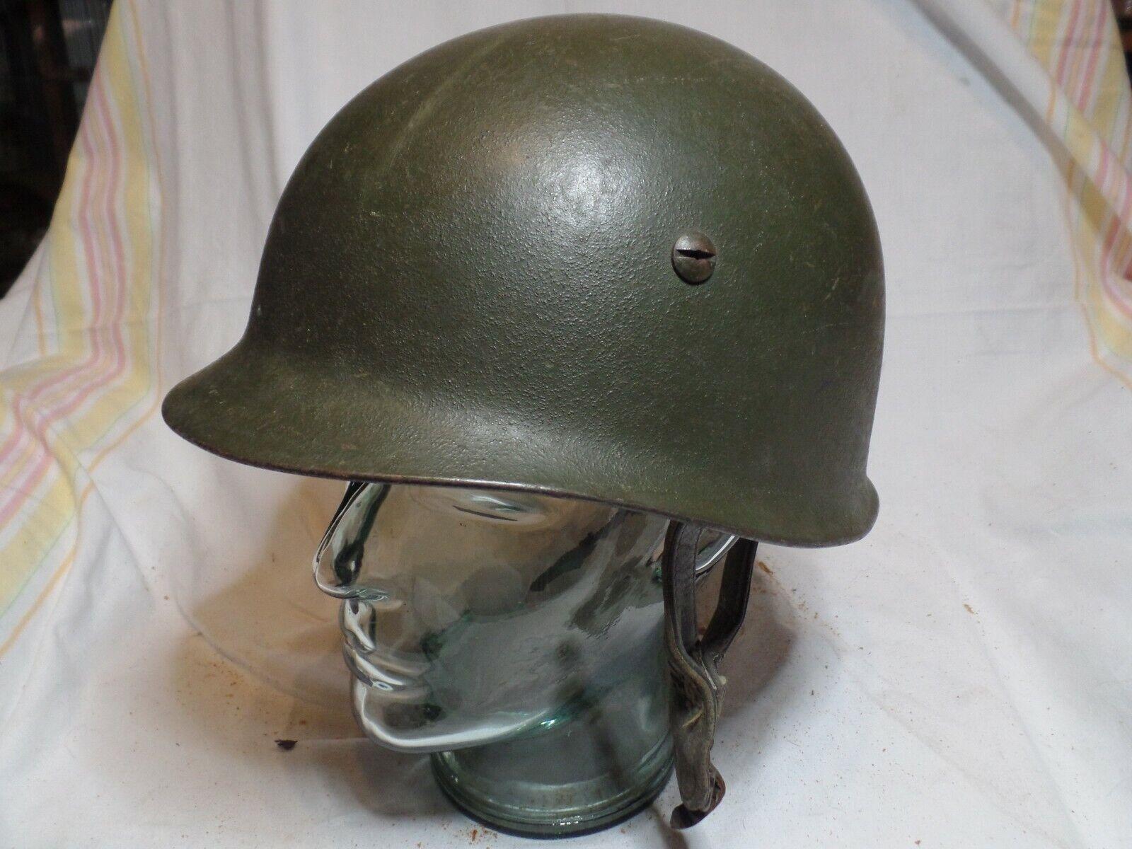 Bild 1 - Stahlhelm Bundeswehr  1A1 1964 (48)